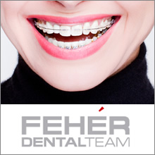 Logo Feher Dental Team