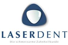 Werbebanner von Laserdent